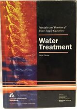 Water Treatment : WSO Series (2003, FREE S&H, Very Good Condition)