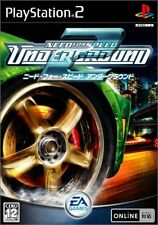UsedGame PS2 Need for Speed Underground 2 [Japan Import] FreeShipping