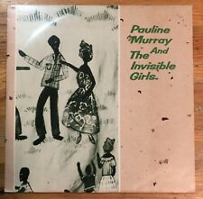 Pauline Murray and the Invisible Girls Searching for Heaven 10 Inch
