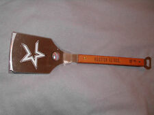 HOUSTON ASTROS BBQ Sportula Hamburger Flipper Opener Spatula Cap Shirt Bat