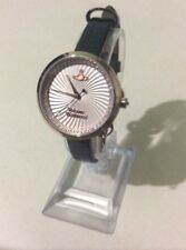 Vivienne Westwood Women's Quartz Analogue Display Watch with Rose Gold Dial and
