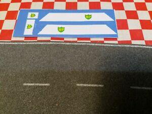 Matchbox Lesney   BP Autotanker Major Pack No1,  Set of stickers