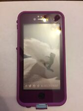 "iPhone 6/6s  / Authentic Lifeproof Fre Waterproof-Case ""Purple"""
