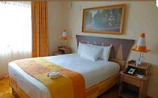 Disney ART OF ANIMATION Resort Cars Guest Room Drape / Curtain Prop Art decor