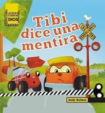 TIBI DICE UNA MENTIRA / TIPPER TELLS A LIE - NEW BOOK