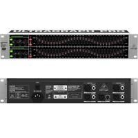 BEHRINGER FBQ3102 equalizzatore grafico 31 bande stereo con fbq NEW garanzia ITA