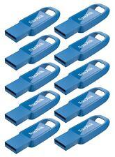 100x 50x 10x 5x LOT SanDisk 16GB Cruzer USB flash drive 16 GB Blue Pink Red
