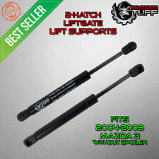 Lift Supports Shocks For Mazda 3 wo Spoiler 2004-2009 Hatch Gas Springs New 2pc