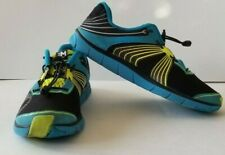 Pearl Izumi Project  N1 EM Mens Running Athletic Shoes Size 10 Blue Lock laces