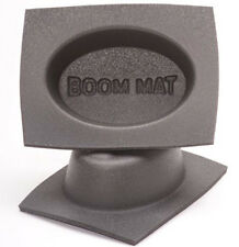 "DESIGN ENGINEERING DEI 050381 BOOM MAT 6""X9"" OVAL SLIM SPEAKER BAFFLE PACK OF 2"