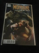 WOLVERINE : THE BEST THERE IS #1 1:75 VARIANT NM-