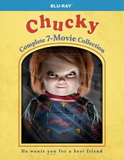 Chucky: Complete 7-Movie Collection [Blu-ray] *BRAND NEW*