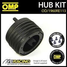OMP STEERING WHEEL HUB BOSS KIT RENAULT CLIO MK2 NO A-BAG 97-98  [OD/1960RE113]