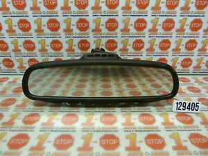 04,05,06,07,08 CHRYSLER PACIFICA INTERIOR REAR VIEW MIRROR W/ AUTO DIMMING OEM