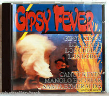 CD GIPSY FEVER - Gipsy Kings, Los Reyes, Los Lobos u.a.