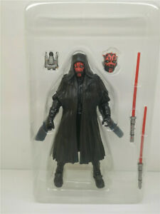 """Star Wars Black Series 6"""" Action Figure Darth Maul new,but without box A60N"""