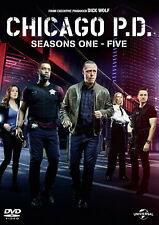 CHICAGO PD COMPLETE SERIES 1-5 DVD All Episode Season 1 2 3 4 5 UK Rel NEW R2