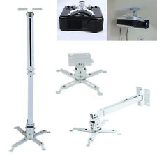 More details for lcd dlp tilting extendable projector ceiling wall mounts bracket for stands wall