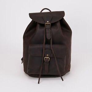 NORDBURY Leather Backpack Bag, Rucksack Fashion Shoulder Bag - Casual Daypack