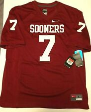 Nike Oklahoma Sooners Demarco Murray Mens Player Jersey Crimson White Size Large