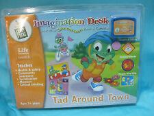 Leap Frog Life Lessons Lesson 2 - Imagination Desk - NEW