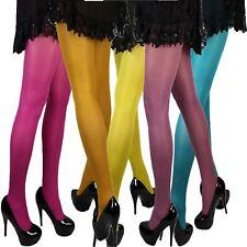 Damen weiche Strumpfhose 60 den matt 30 Farben S-XL blickdicht T-Band