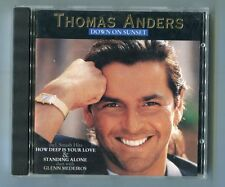 Thomas Anders  cd  DOWN ON SUNSET © 1992 polydor - # 517 078-2 - German 11 Track