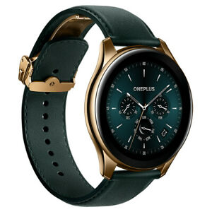 OnePlus Watch Cobalt Limited Edition (Bluetooth) 8GB/1GB RAM for Android Devices