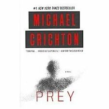 Prey by Michael Crichton Paperback Book Novel NEW