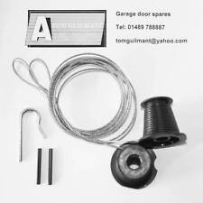 Henderson garage door stainless steel cones & cables - cone cable set - Merlin