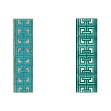 Loom Bead Pattern - Chinese Celtic Cuff Bracelet