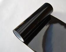 30cm x 100cm DARK Smoke Black Tint Film Headlights,Tail lights Car Vinyl Wrap