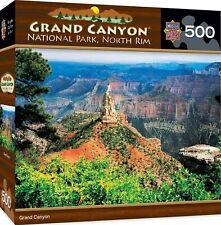 MasterPieces Grand Canyon North Rim 500-Piece Jigsaw Puzzle