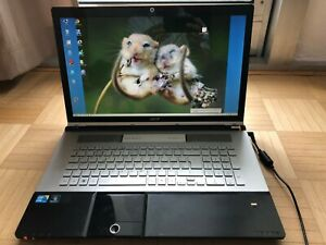 Acer Aspire 8943G 18,4 Zoll; Intel Core i5; 4GB RAM; 64GB SSD; 320GB SATA