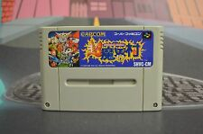CHOH MAKAIMURA (SUPER GHOULS'N GHOSTS) SFC NINTENDO SUPER FAMICOM
