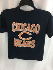 Child's Chicago Bears NFL Football Short Sleeve t-shirt Crew Neck Small 8