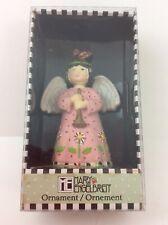Vintage Mary Engelbreit Angel Christmas Ornament