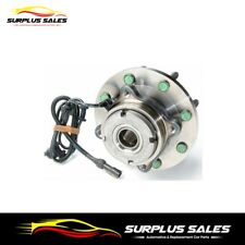 515020 Moog Front Wheel Bearing Hub Assembly Ford F250 F350 4WD SRW 1999 - 2003