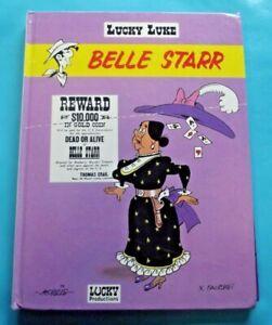Lucky Luke Belle Starr 1995