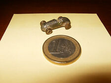 TRES RARE Micro voiture metal F1 Old VINTAGE 1940 1950 au 1/160 Micro Mini car