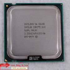 Intel Core 2 Duo E8600 CPU BX80570E8600 SLB9L LGA 775 3.33GHZ 1333MHZ Processor