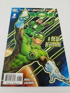 Tales of the Green Lantern Corps Ion A New Beginning 1 DC Comics 2008