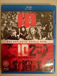 Id (1995) & ID2 Shadwell army (2016) Blu-ray movie region free