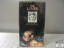 The Lover (Unrated) VHS Jane March, Tony Leung, Jean-Jacques Annaud, Biography
