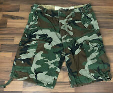 schöne BRANDIT Camouflage Bermuda-Shorts, Gr. XL, grün, Herren, Sommershorts