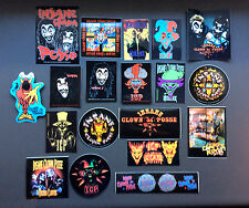INSANE CLOWN POSSE 19-Pack of RARE Stickers NEW OFFICIAL MERCH ICP RRP$101.65