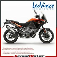KTM 1090 ADVENTURE/R 2017 17 LEOVINCE ECHAPPEMENT LV ONE EVO INOX 14192E