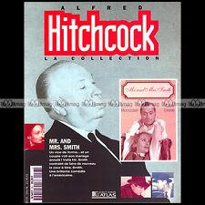ALFRED HITCHCOCK 28 FILM MR AND MRS SMITH ROBERT MONTGOMERY GENE RAYMOND CARSON
