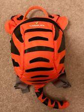 Genuine Littlelife Disney Tigger Toddler Rucksack bag with rein 1-3 years