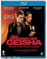 DAS GEHEIMNIS DER GEISHA (Benoit Magimel) Blu-ray OVP